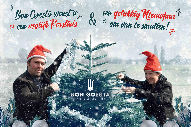 Bon Goesta catering kerstmis en nieuwjaar bedrijven