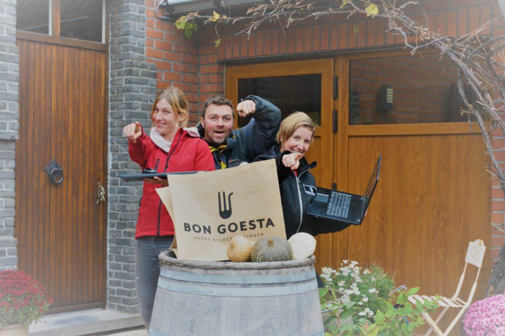 Bon Goesta_vacature administratieve duizendpoot met goesting