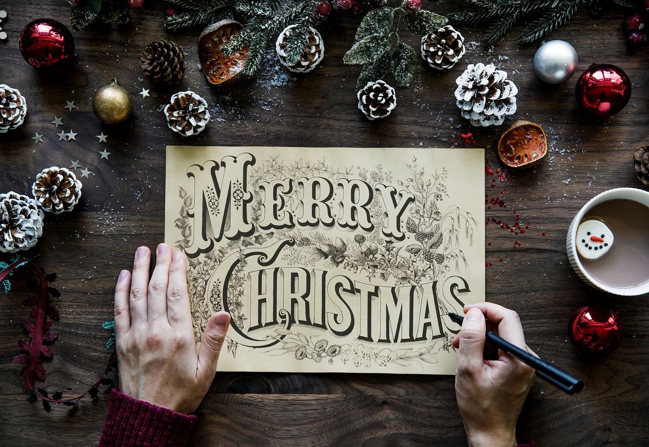 Zalig kerstfeest Cateringzaak Bon Goesta