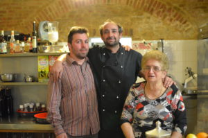 Buonconvento Da Mario ristorante Italië Bon Goesta cateraar