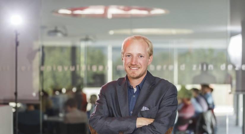 Jarno De Smet Groeistrateeg Top Ondernemer