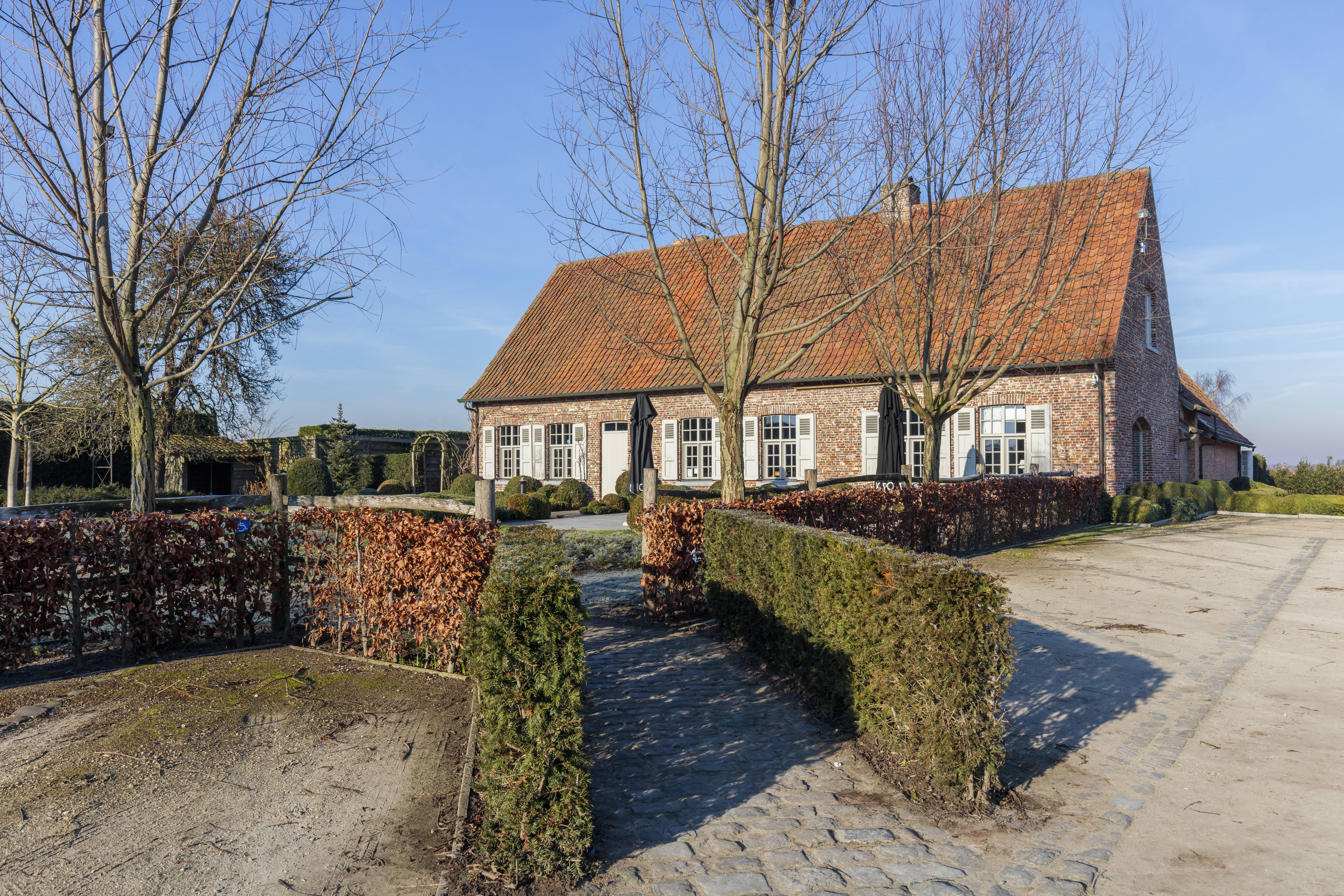 Restaurant De Lieve Goeste in Beke in Lievegem nabij Gent