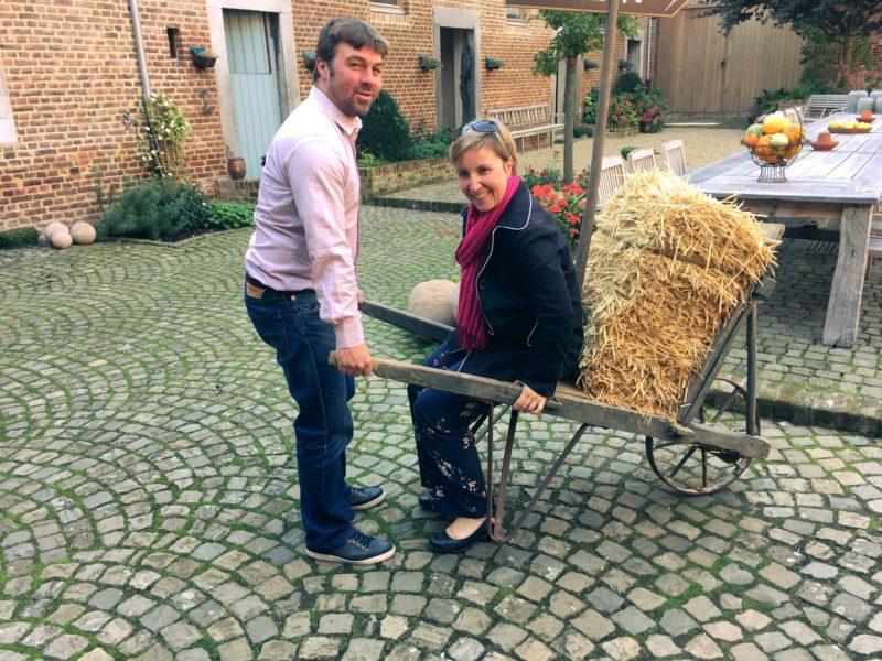 Bon Goesta Duurzame ondernemers Dieter & Katrien