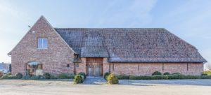 Sint-Maurus-Hoeve feestlocatie Beke Lievegem (omgeving Gent)