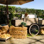 frietbakfiets bon goesta foodtruck frieten feestzaal nabij Gent