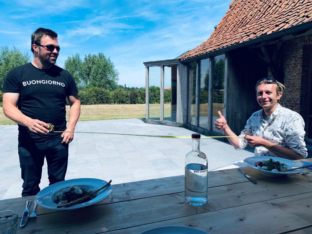Bon Goesta Dieter en Bart
