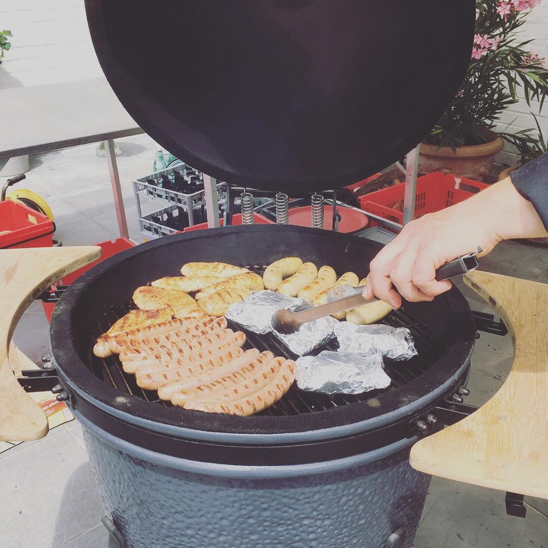 BBQ bij u thuis