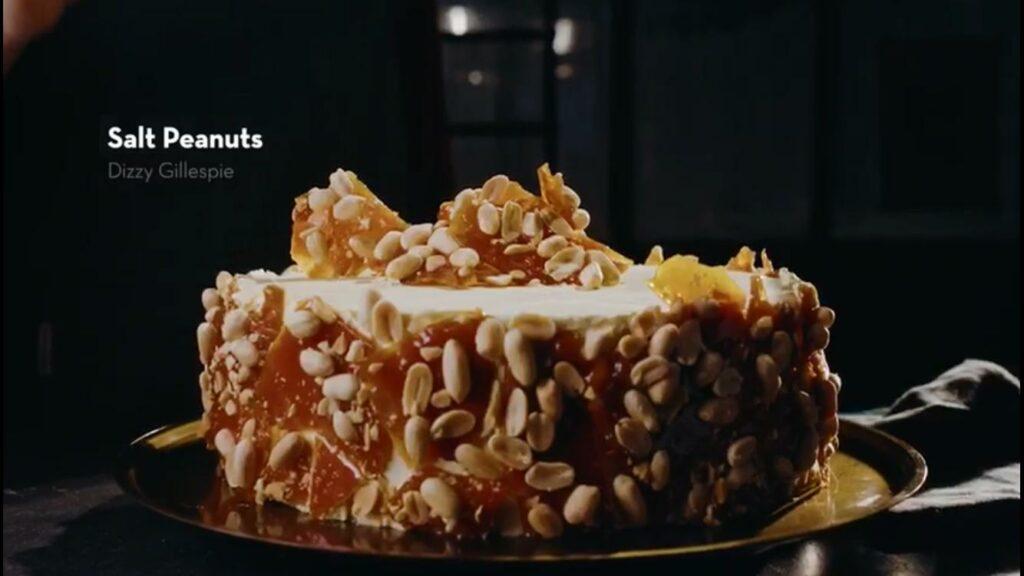 Salt Peanuts Nadia's Cakes Klara 20 jaar