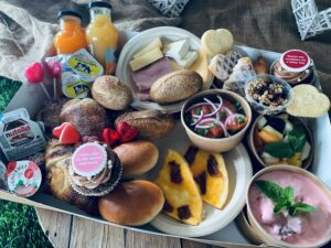 Valentijn ontbijtbox Bon Goesta - lovers breakfastbox