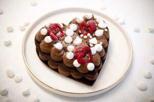 Valentijnstaart Be My Valentine - Bon Goesta box