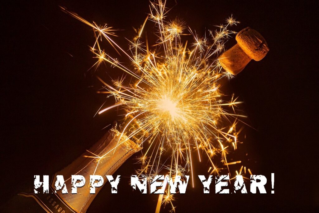 happy new year bon goesta
