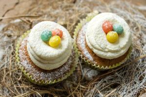Bon Goesta Pasen cupcakes Nadia's Cakes